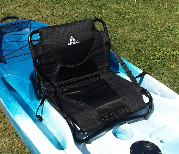 Simple Seat Upgrade For Your Ascend D10T Kayak