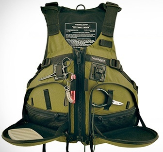 stohlquist fisherman life jacket pfd