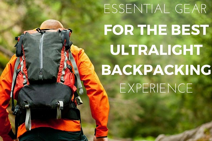 best ultralight backpacking gear