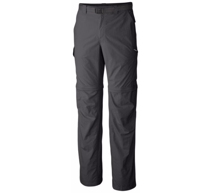 best ultralight backpacking gear - Columbia Silver Ridge Convertible pants