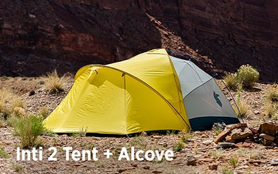 cotopaxi inti 2 tent and alcove