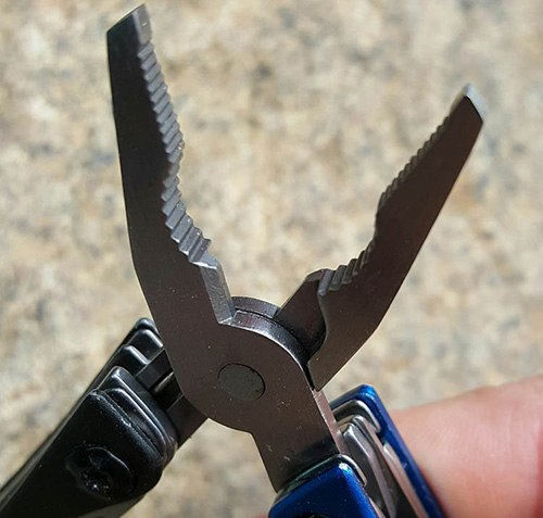 best mini multi-tool - gerber dime scissors