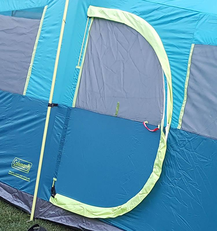The Coleman Tenaya Lake Tent Review 8p Is It Right For