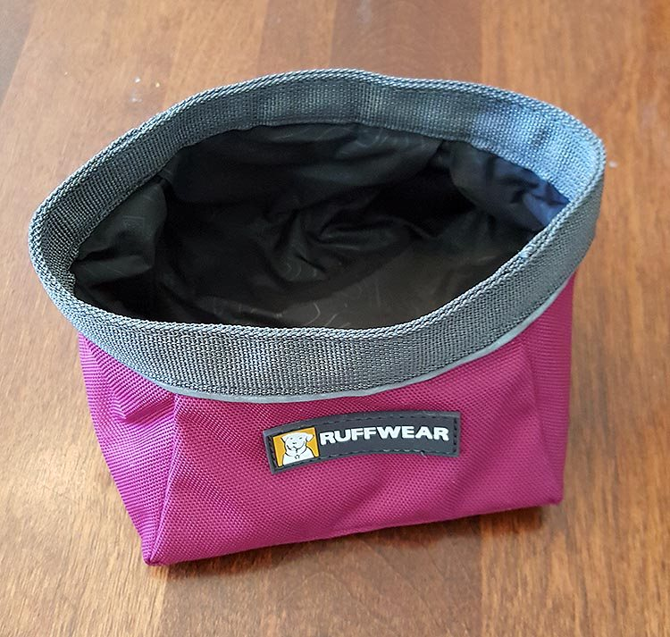 cairn box ruffwear bowl