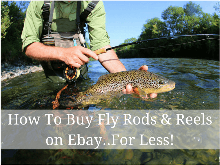 fly rods and reels on ebay main image