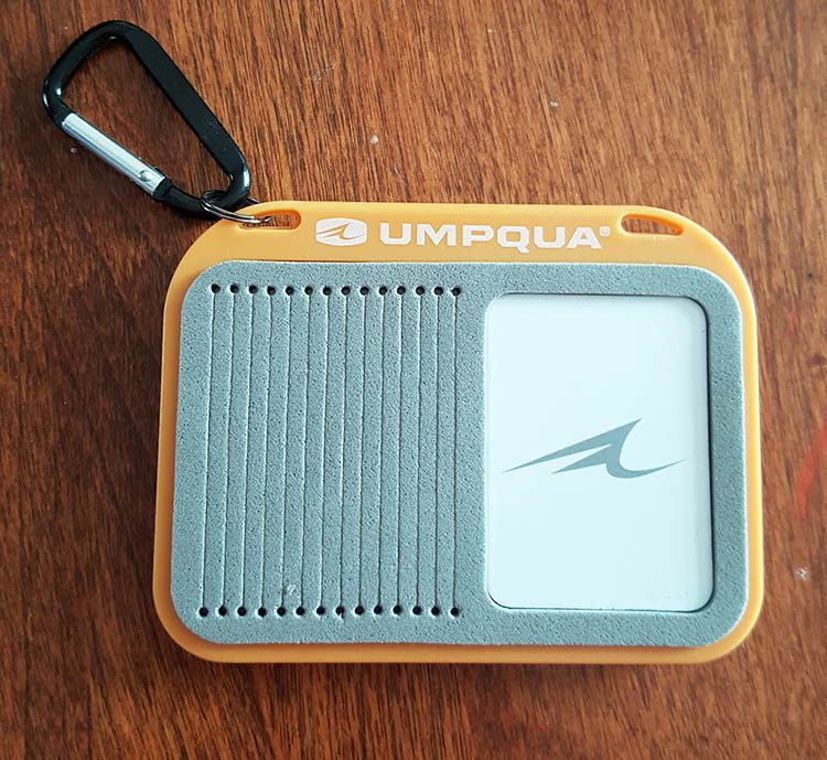 umpqua fly patch
