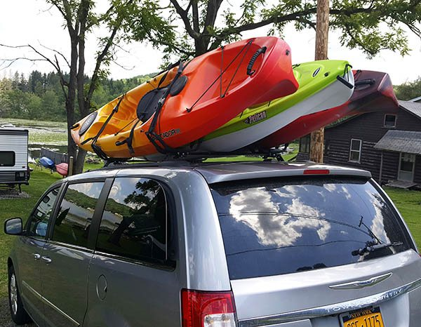 The Diy Kayak Trailer That Saves Your Back And Budget Hiking Earth