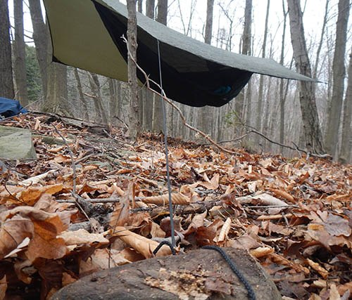 hennessy expedition hammock sets up anywhere