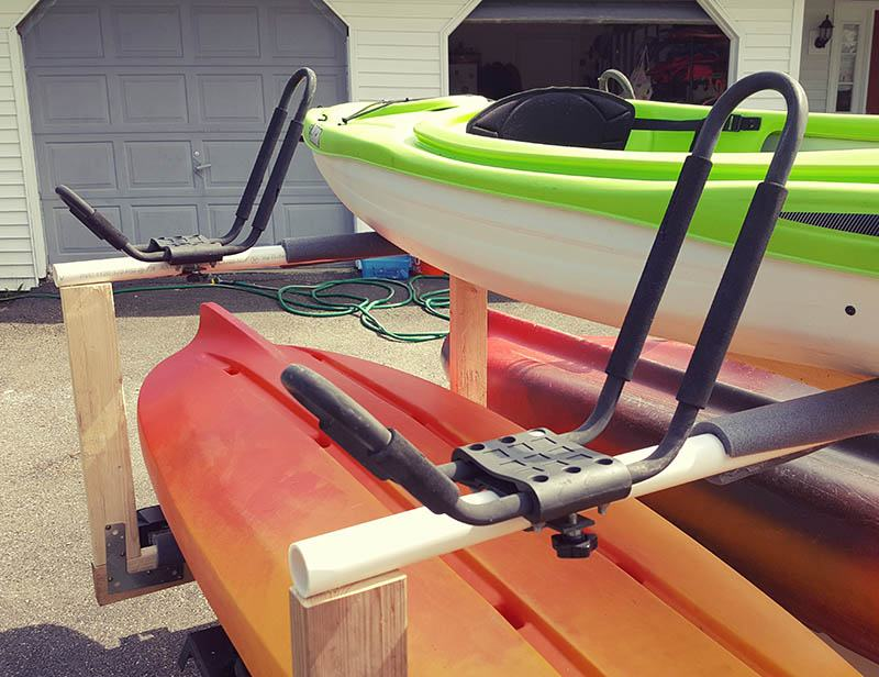 kayak holders